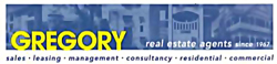 Gregory Real Estate logo